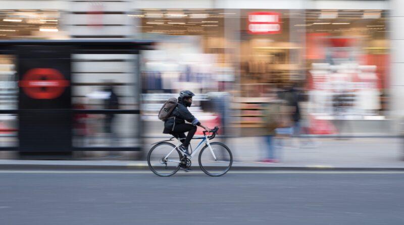pendler på cykel